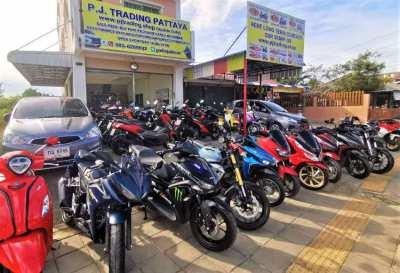 10/2019 Yamaha Q-Bix 125- - 38.900 ฿ Easy Finance by shop