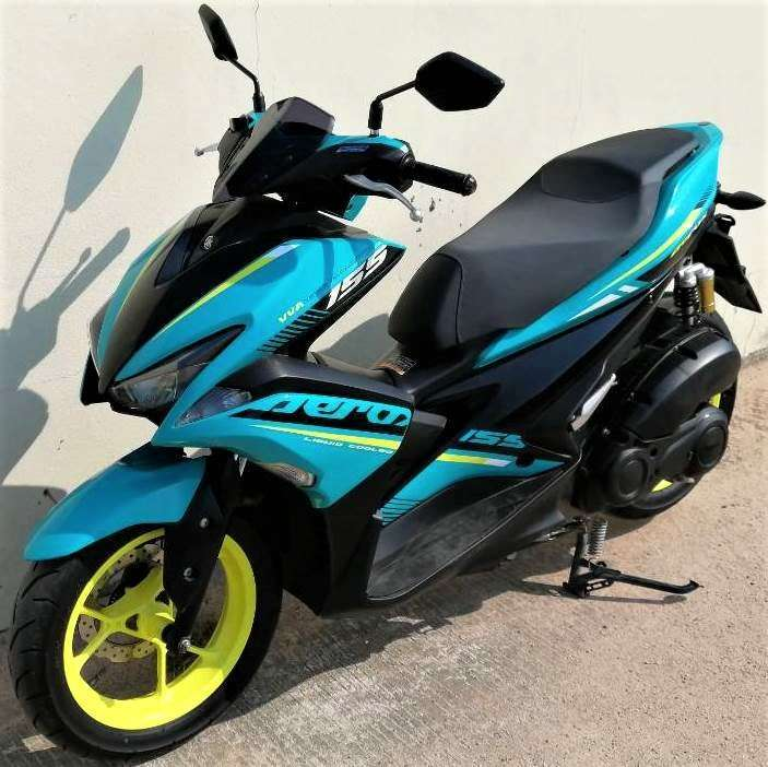 02/2020 Yamaha Aerox 155 46.900 ฿ Easy Finance by shop