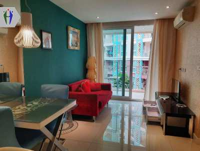Rent Condo with fully furnished In South Pattaya - Pratumnak.