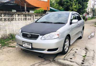 Toyota Altis 1.6 E auto