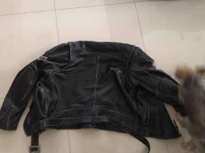 Original Harley Davidson leather jacket (men)