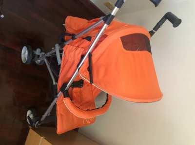 Second hand stroller