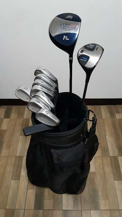 Complete golf club set (mizuno)