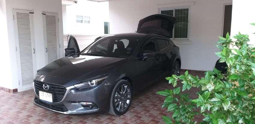 Excellent Mazda3..