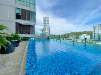 Cheap 1 Bed Condo in Pratumnak for rent only 8,000 Baht!