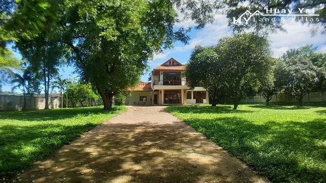 #3183  House for refurbishment in stunning garden of almost 2 rai