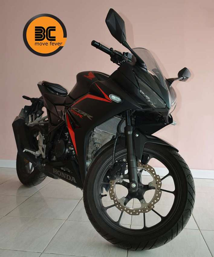 Honda CRB 150cc Almost new for sale Cash or Installment
