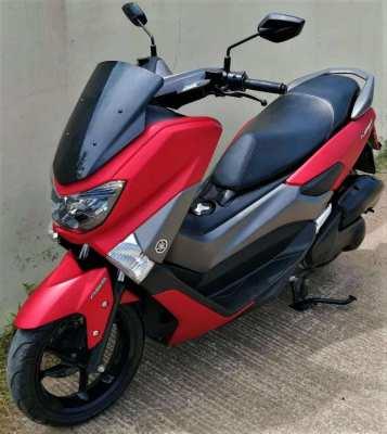 01/2021 (M 2020) Yamaha N Max 155 - 4.3xx km - 59.900 ฿ Easy Finance