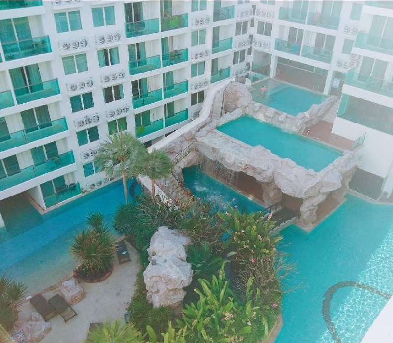 Hot sale! Amazon Residence, pool view