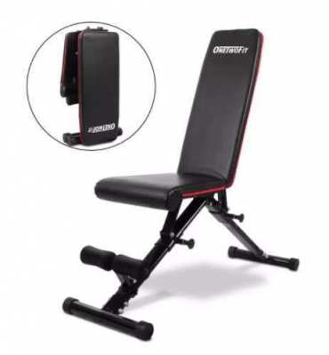 OneTwoFit Exercise Bench (Almost New)