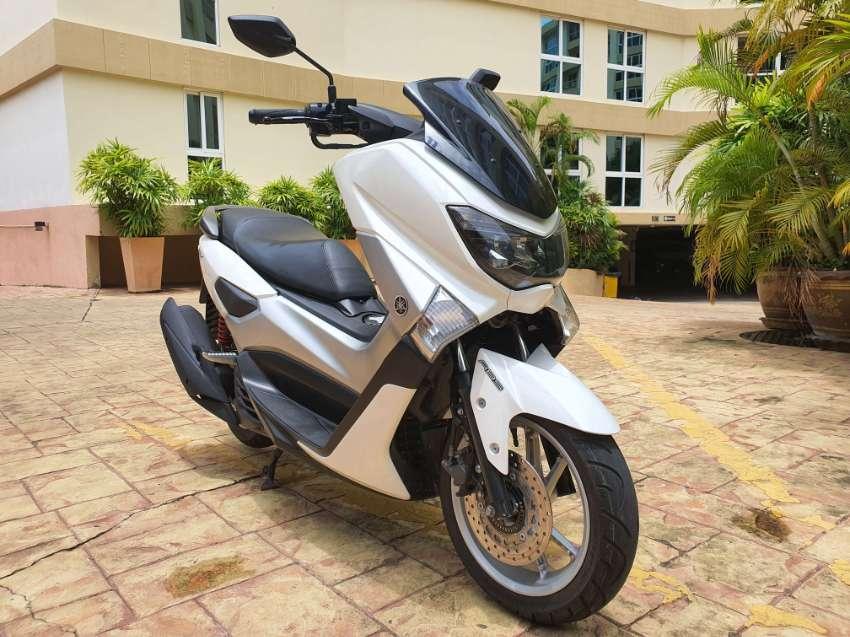 Yamaha NMax 155 2019