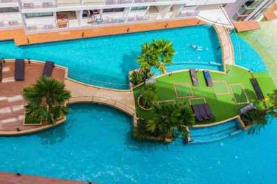 Laguna Beach Resort Jomtien 45SQM (POOL VIEW)