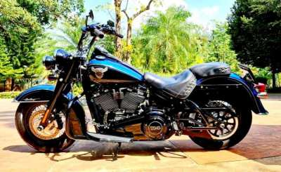115th Anniversary Harley Davidson Heritage Solftail Classic 114 Ci.