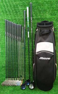 Golf Clubs, Mizuno T Zoid full set