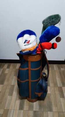 Mizuno full set of golf clubs for women's