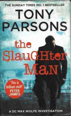 Tony Parsons - Girl on Fire / The SlauGHter Man - As New