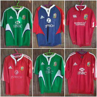 British Lions - XL Rugby Shirts