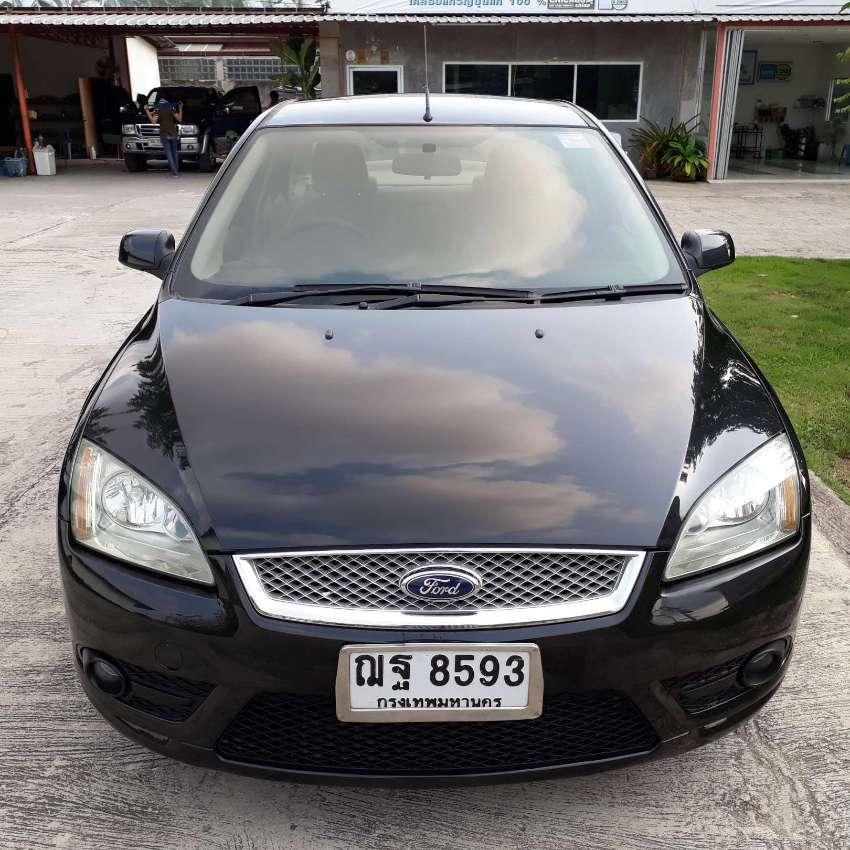 Ford Focus 1.8 Auto