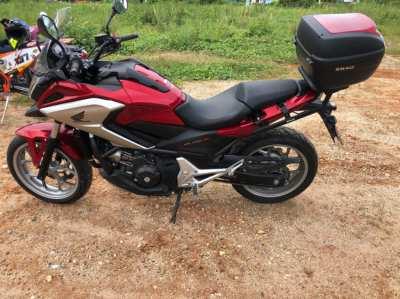 Nc750 X