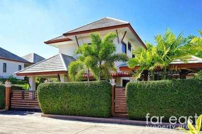 Baan Dusit Pattaya Park Pool Villa - Bargain!