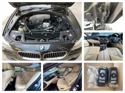 BMW F10 520i TwinPower Turbo ปี2012 รถบ้าน มือเดียว