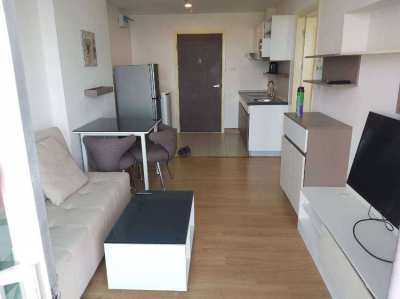 Condo 1 bedroom for Rent at Tepprasit Road Pattaya.