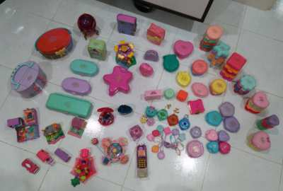 Bargain Polly Pocket Vintage Collection. 25 000 THB reduced to 20 000
