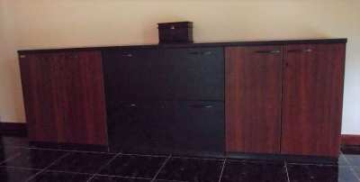 Modernform Office Sideboard with Filing Draws