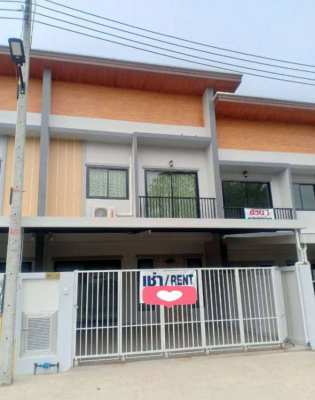 Townhouse for rent East Pattaya, close to Motorway 7-Nongprue.