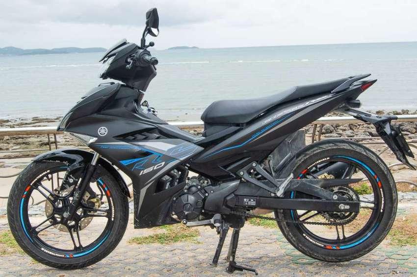 Yamaha Exciter 150 RC v.2 2019