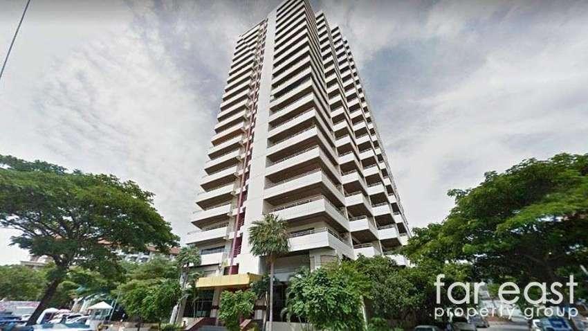 PKCP Condominium - 63 sqm. Corner Studio Rental - 6,000 Baht!