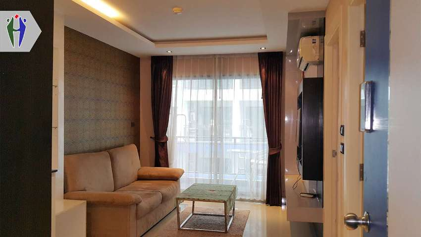 Condo South Pattaya, 1bed 38 sqm. For Rent 5,500 baht.