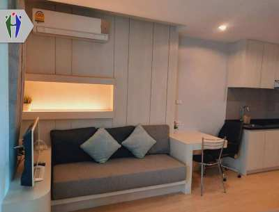 Condo The Chezz at Central Pattaya for Rent, Ready to move in