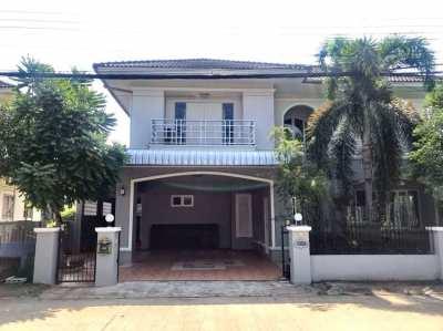 House for sale 2.5 km. from Central Festival, Chiang Mai-DoiSaket Rd.