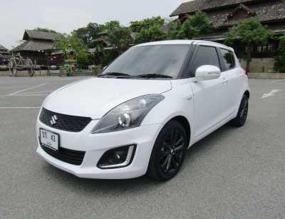 SUZUKI SWIFT RX II special model