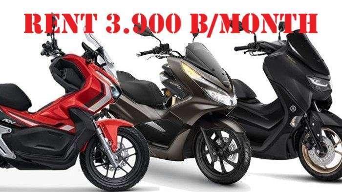 Rent Honda ADV150 - PCX150 - New Yamaha N Max 155 (2020) 3.900 ฿/month