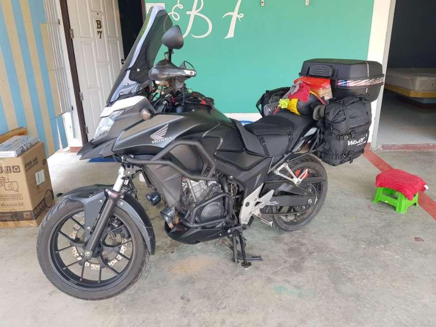 CB500X ABS 2016