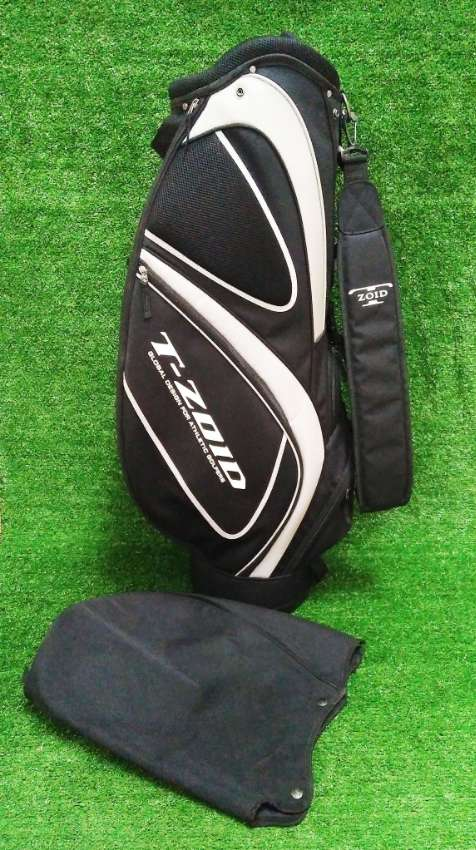 Mizuno T Zoid golf bag