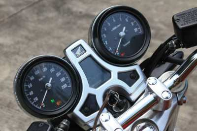 Honda cb1100rs 2017 excellent condition