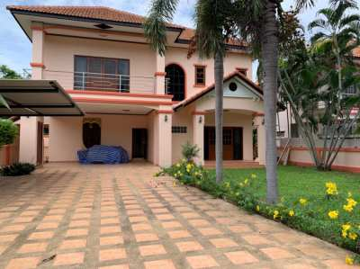 Big Garden 600 SQM 2 story house Only 20K