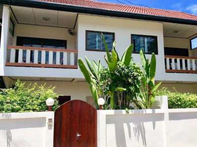 Double Duplex apartment for sale Nai Harn