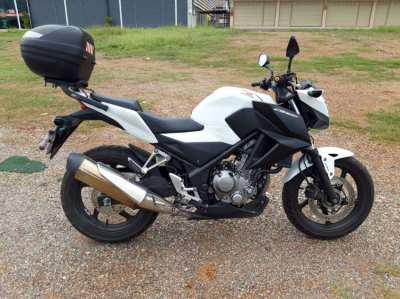 Honda CB300F ABS for RENT !!!