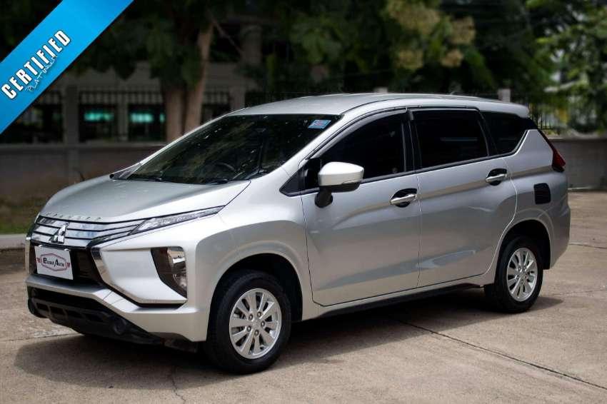 2019 (mfd '18) Mitsubishi X-Pander 1.5 GLS LTD A/T