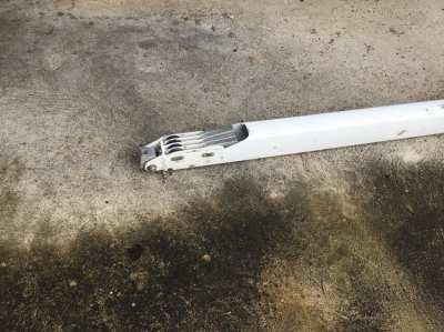 Aluminium Boom