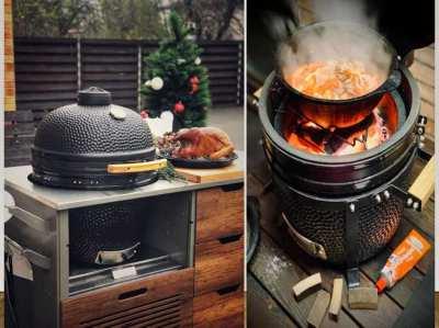 BBQ Oven เตาปิ้งย่างบาร์บีคิว