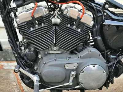 1200cc like the day it rolled off the assembly line-green book in hand