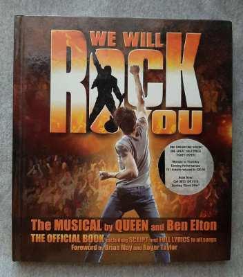 Queen; We Will Rock You