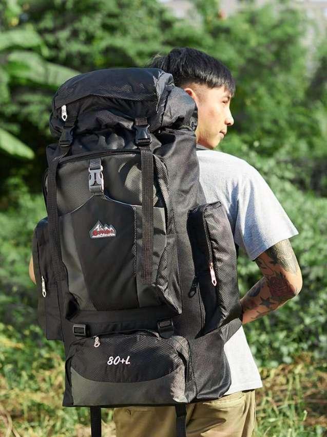 Hiking Backpack, 80L, New