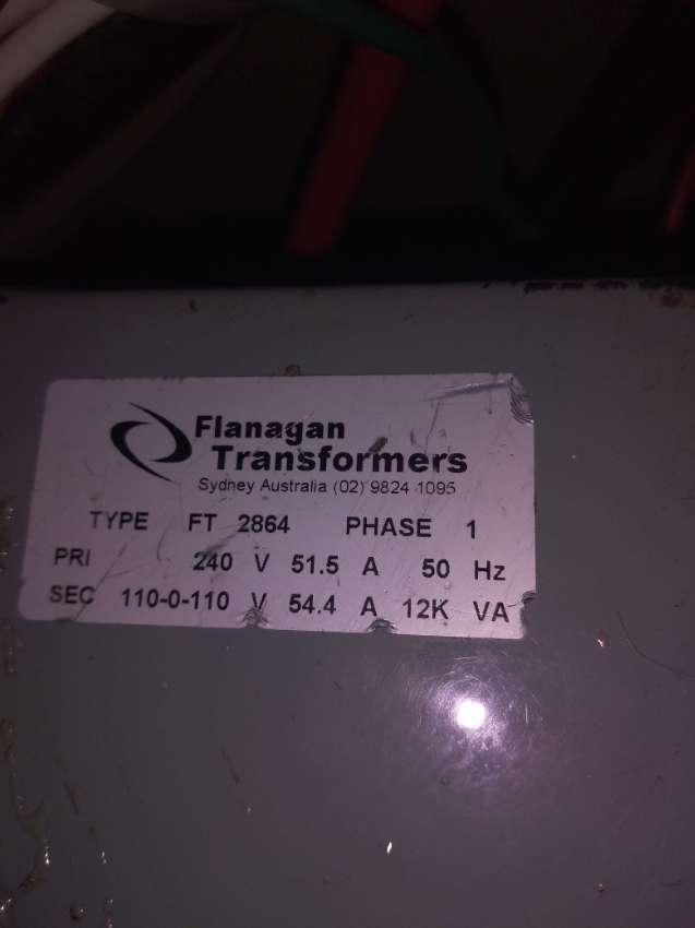 15KVA 220v to 110 v transformer