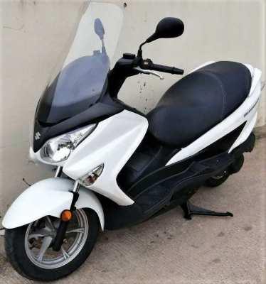 Suzuki Burgman 200 ABS Rent only 3.500 ฿/month